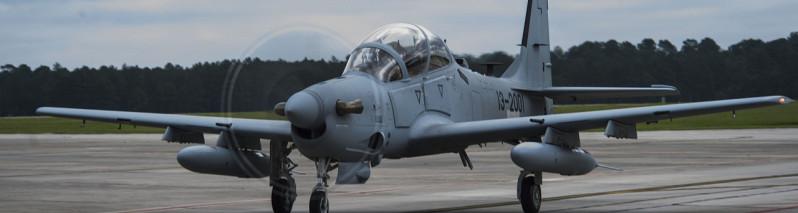 گام نخست آمریکا برای تجهیز نیروی هوایی افغانستان