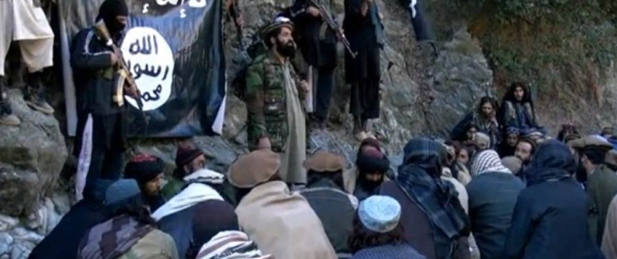 ISIS in ningarhar