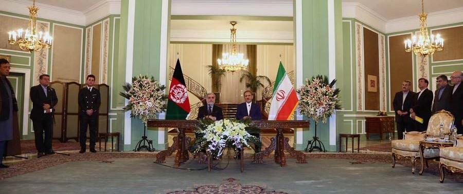 Abdullah abdullah in iran