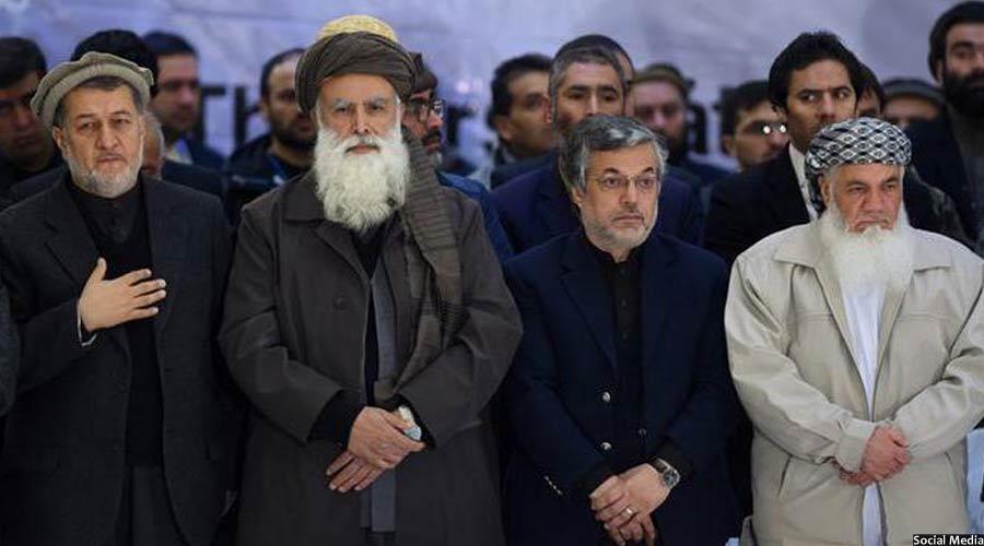 اعضای شورای حراست و ثبات افغانستان