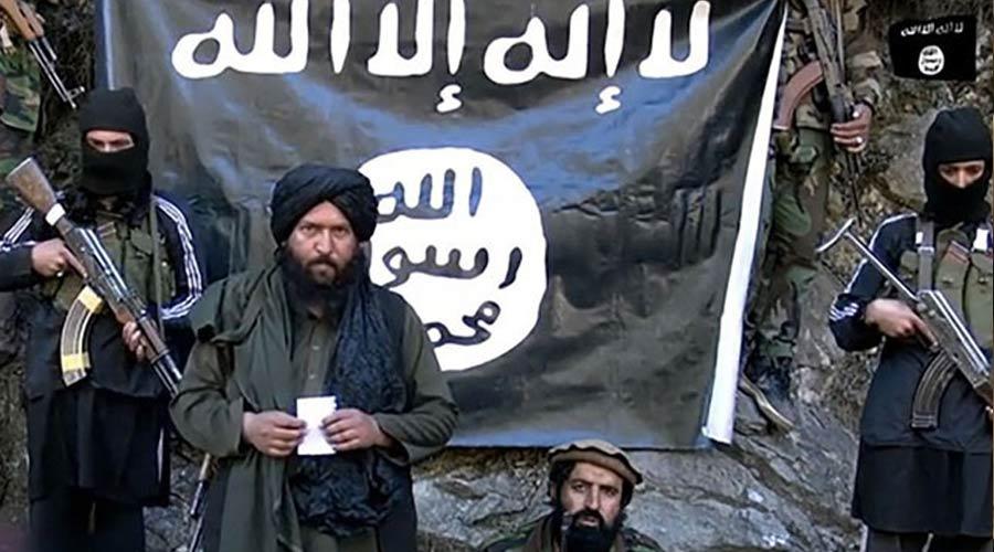 حافظ سعید، والی شاخه خراسان داعش