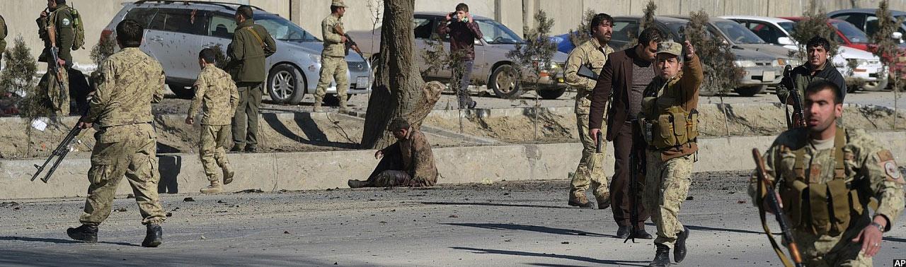 افزایش تلفات غیرنظامیان افغان در سایه سنگین جنگ