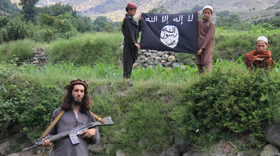 گروه داعش در ولایت های کنر و نورستان به کودکان آموزش نظامی می دادند