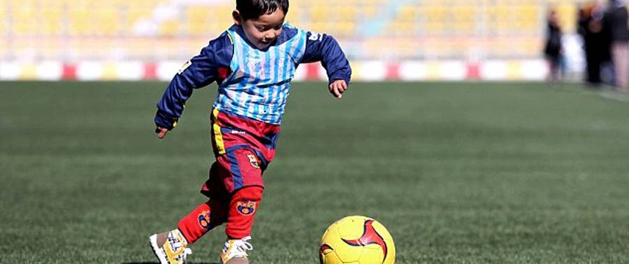 Afghan messi in AFF