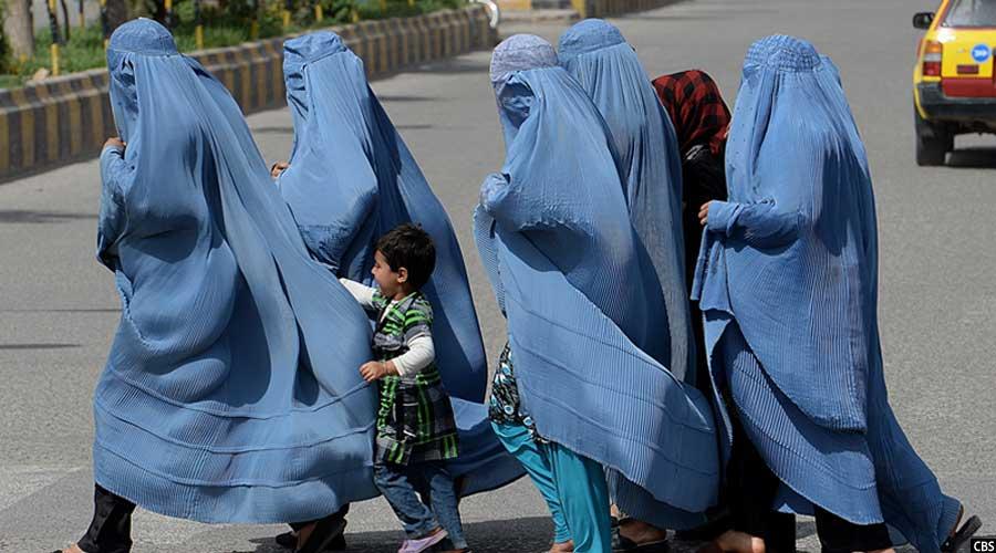 استفاده از چادری در بیشتر نقاط افغانستان حتمی است