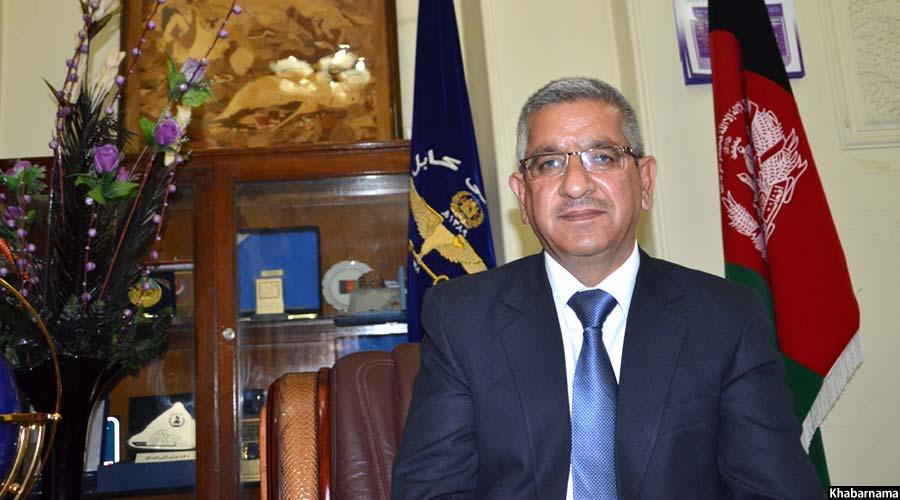 اسلم اکرمی، سرپرست شهرداری کابل