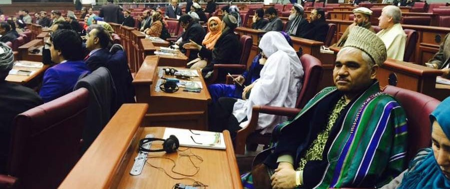 PMs in Afghan new parliament