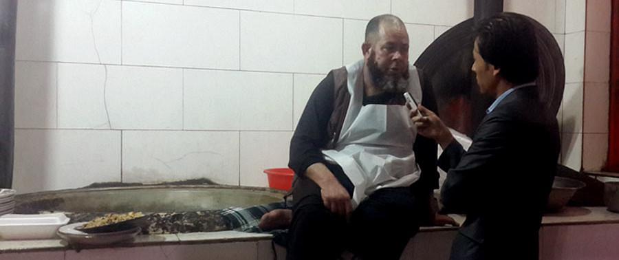 Qabuli cook