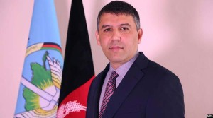 مسعود اندرابی، سرپرست ریاست عمومی امنیت ملی افغانستان