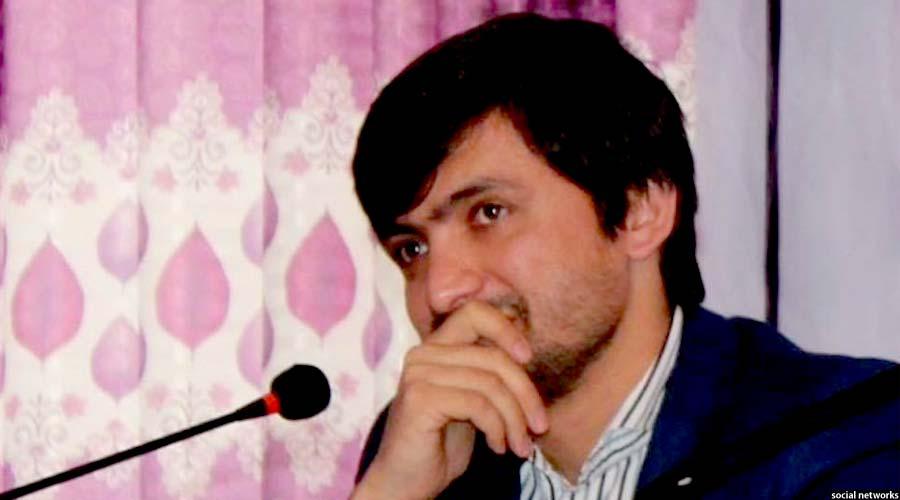 سید احسان طاهری، رییس فدراسیون شنای افغانستان
