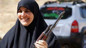 زنان در انقلاب لیبی