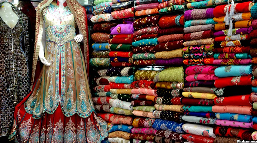 Afghanistan dress market (3)