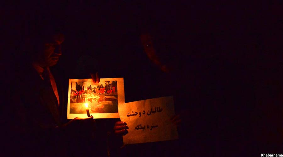 Candlelight Vigil On Kabul Attacks (1)