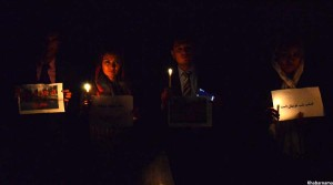Candlelight Vigil On Kabul Attacks (3)
