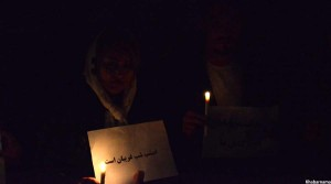 Candlelight Vigil On Kabul Attacks (4)