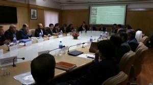 دومین جلسه فنی تفاهم نامه چابهار در دهلی نو