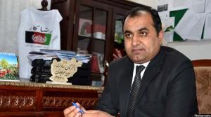 کمال سادات، معین امور جوانان وزارت اطلاعات و فرهنگ افغانستان