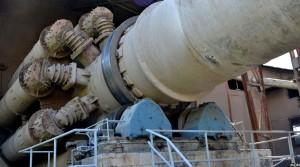 روزانه تولید سمنت کارخانه جبل السراج به 100 تن می رشد