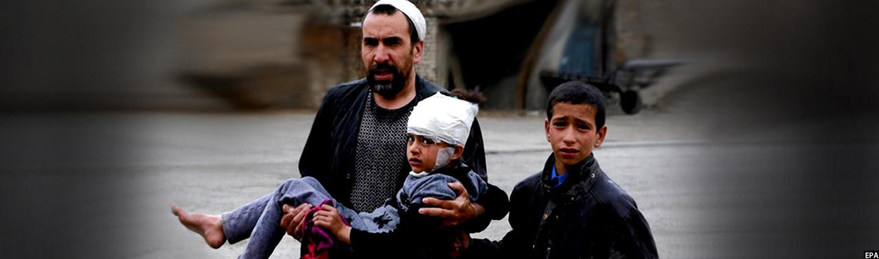 پس لرزههای حمله به کابل؛ راهحل سرکوب طالب است