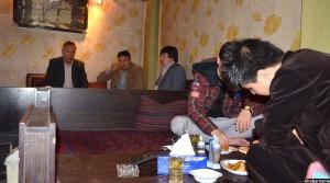 کله پاچه از غذاهای سنتی افغان ها به شمار می رود