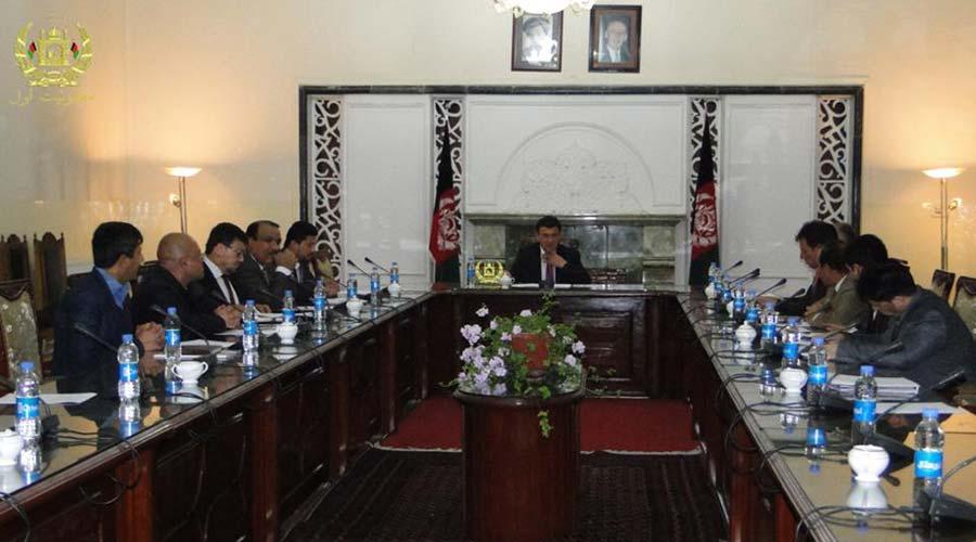 چهارمین جلسه کمیسیون راه لاجورد