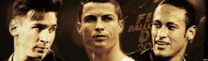 Messi-Ronaldo-Neymar