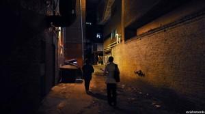 اکثر بانوان در مقابل خیابان آزاری از ترس، سکوت می کنند