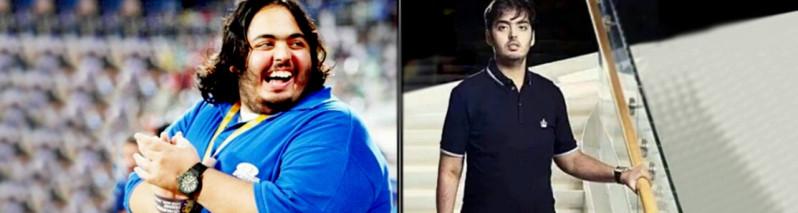 جوان میلیاردر هندی و راز از دستدادن بیش از ۱۰۰ کیلو وزن