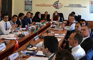 اجلاس باکو، آغاز لاجورد افغانی