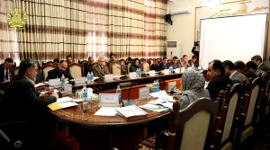 دومین جلسه کمیسیون نظارت بر پالیسی ملی جوانان