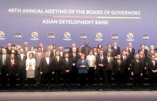 بانک توسعه آسیایی، سرمایهگذار بزرگ عرصههای زیربنایی افغانستان
