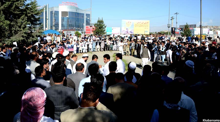 دادخواهی گسترده برای نوجوان قربانی آدم ربایی در کابل
