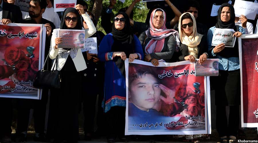 اباسین، نمونه ی از تهدید آدم ربایی برای شهروندان افغان