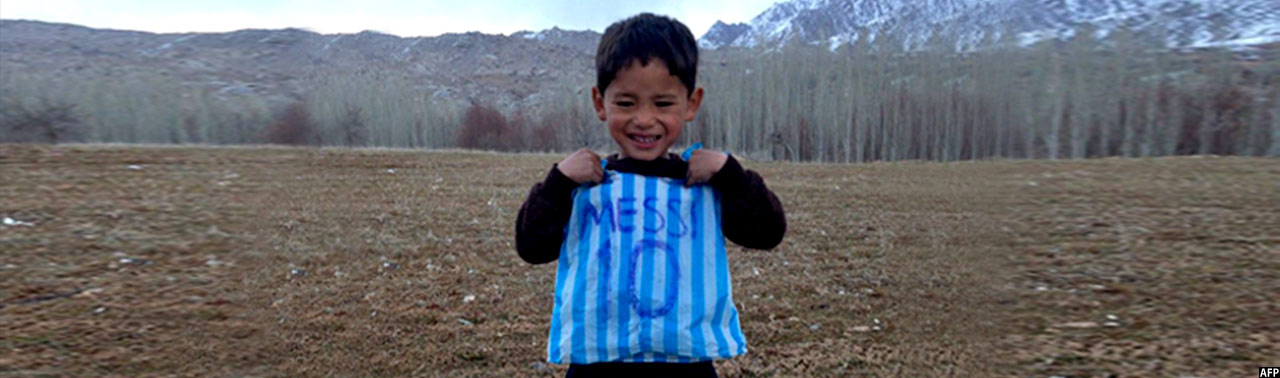 Afghan Messi To U.S.