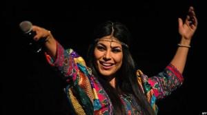 آریانا سعید، یکی از مشتریان همیشگی کاکا صفر می باشد