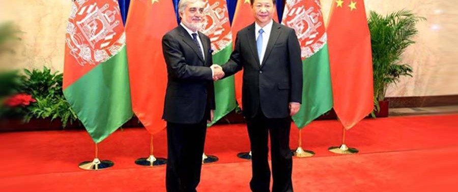 Dr. Abdullah in China