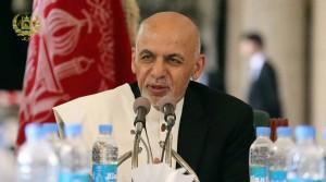 رییس جمهور غنی بر حفظ آثار تارخی تاکید کرد