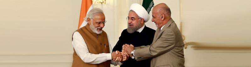 چابهار نقطهی اتصال منافع مشترک مثلث ایران، افغانستان و هند