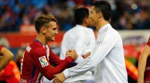 رونالدو و انتونیو گریزمن، دو شماره هفت این تیم های مادریدی