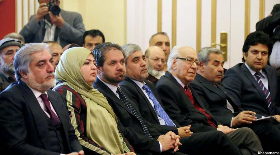 حضور رییس اجراییه و معین وزارت اطلاعات و فرهنگ در این محفل