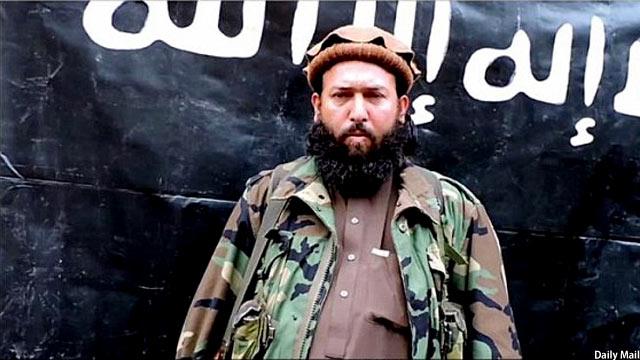 حافظ سعید، رهبر پیشین شاخه خراسان گروه داعش