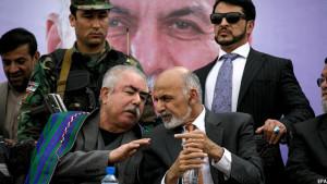 جنرال دوستم، معاون نخست رییس جمهور افغانستان