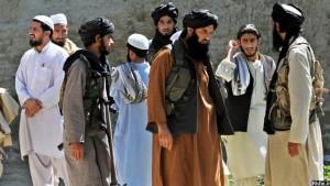 عکس منتشر شده از طالبان در پاکستان