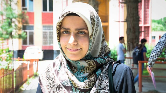 turkish students