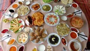 sikh foods