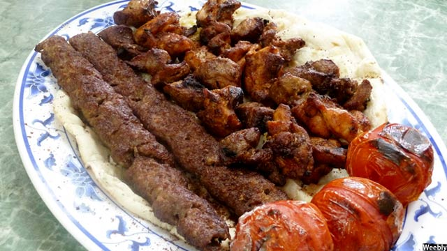 foods in afg