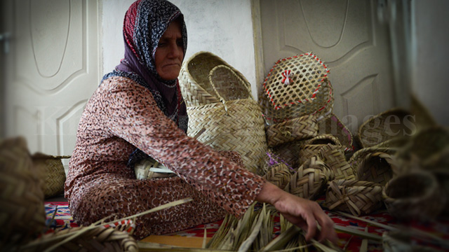 Afghan Basket maker (11)