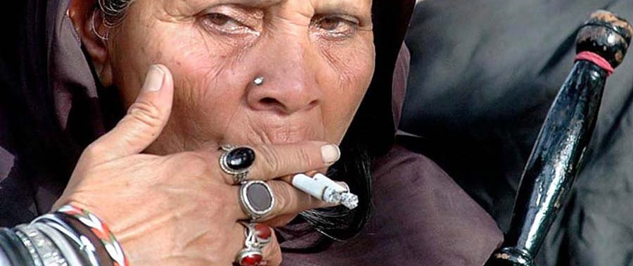 Afghan's-Smoking