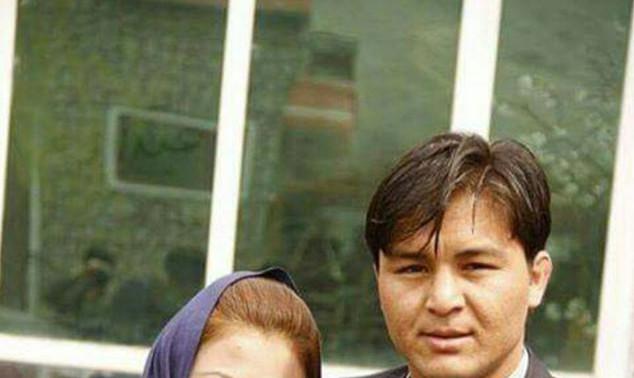Afghan's love in Afghanistan (1)
