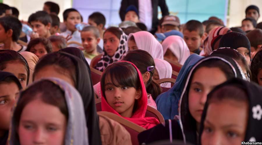 Children day in Babur garden (3)